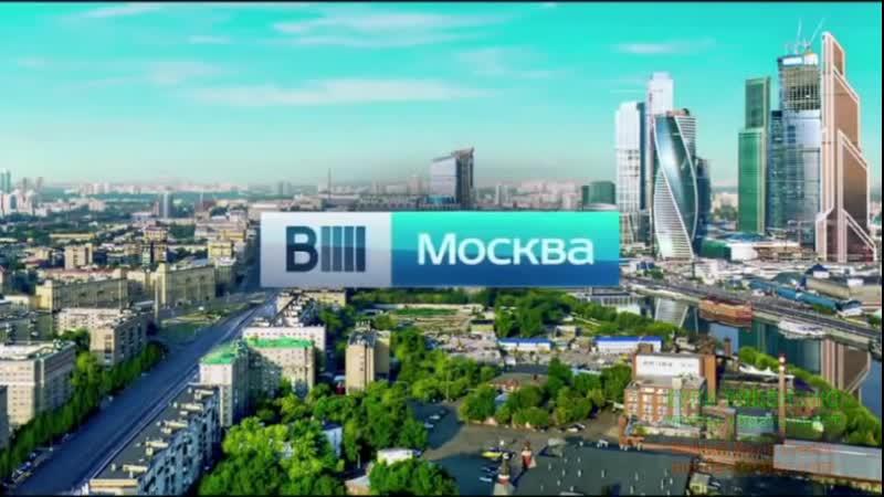 Эволюция заставок информационной-программы Вести-Москва