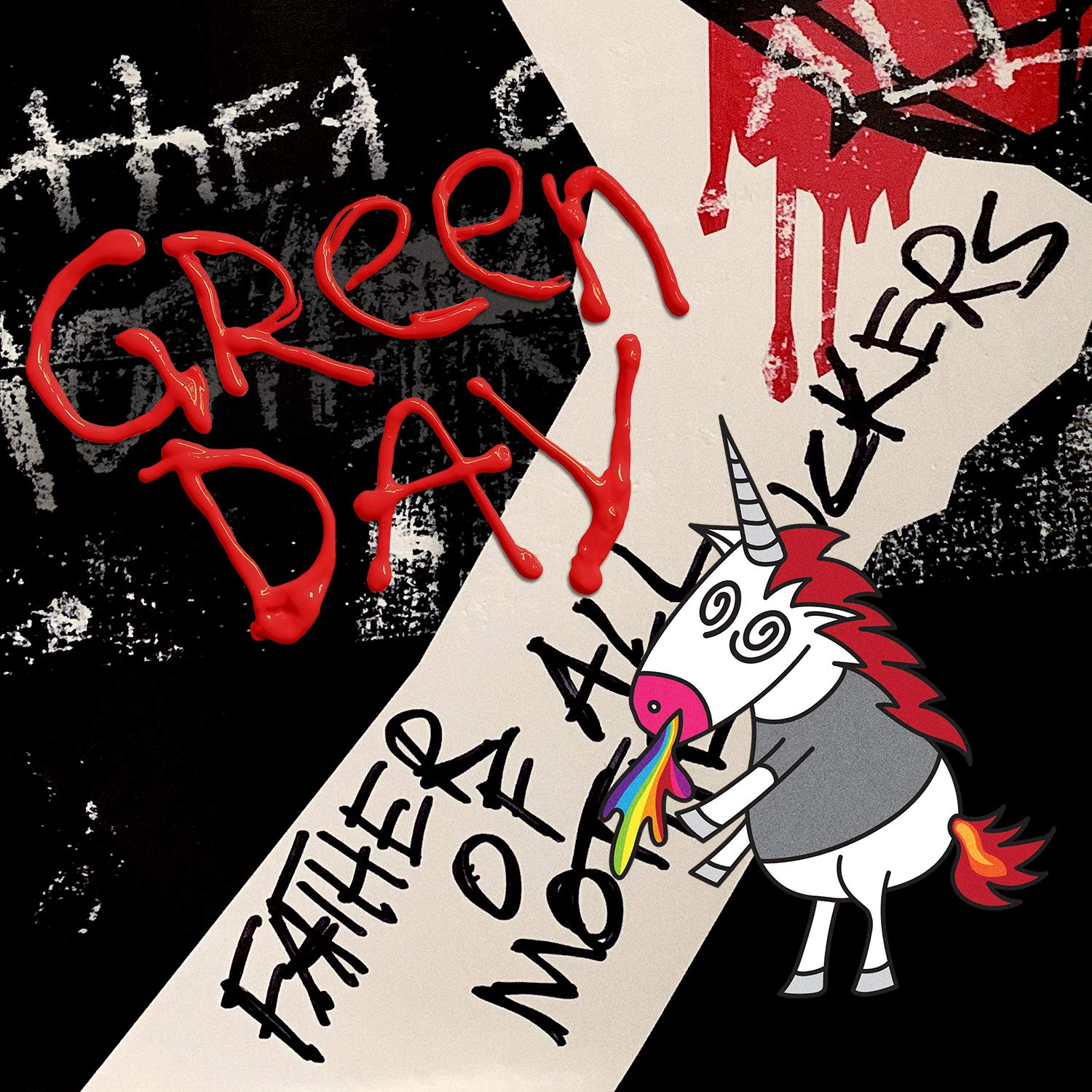 Green Day - Father of All... [single] (2019)