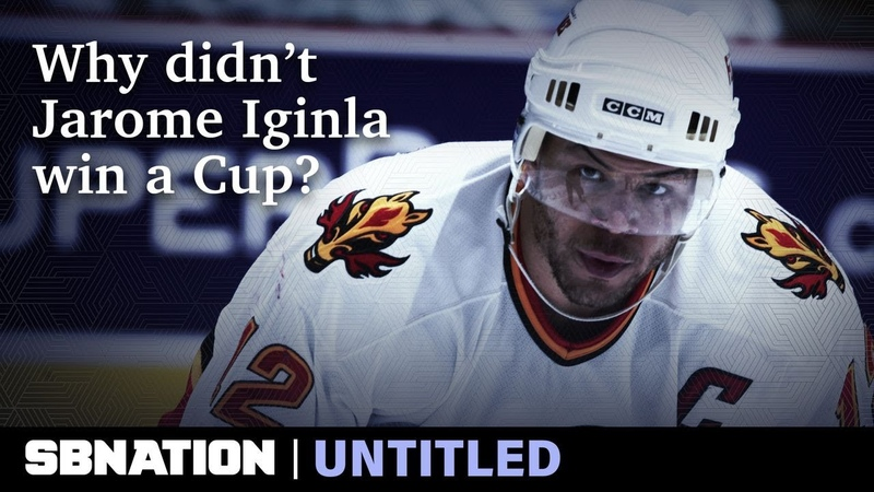Jarome Iginla never won a Stanley Cup Here's what left him empty handed