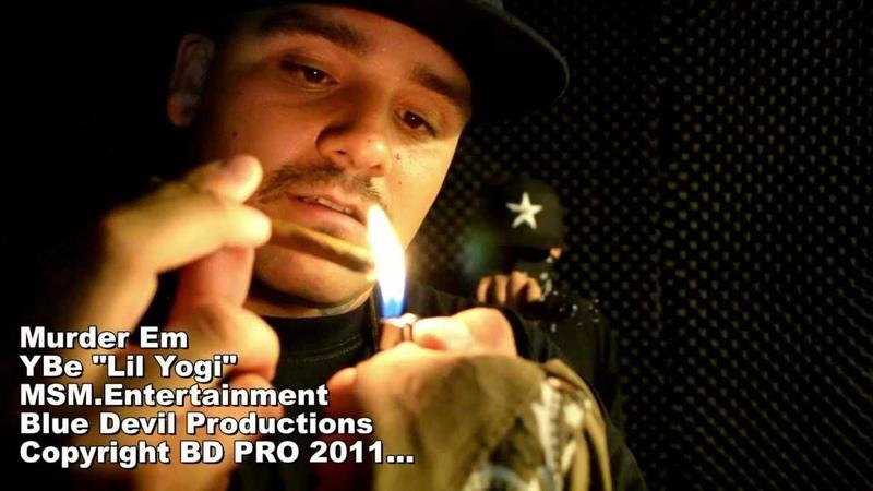 YBe Lil Yogi Murder Em Official Music Video *HD 1080P*