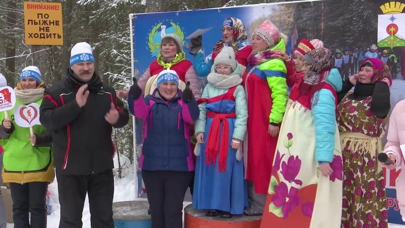 Лыжня России в Североуральске состоялась.