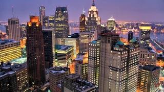 Крупные города США, Детройт (Detroit)