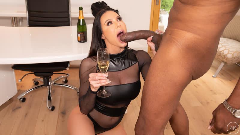 Kendra Lust Big Tit MILF Star Has A BBC Celebration With Dredd, MILF Big Tits Interracial Brazzers Porn