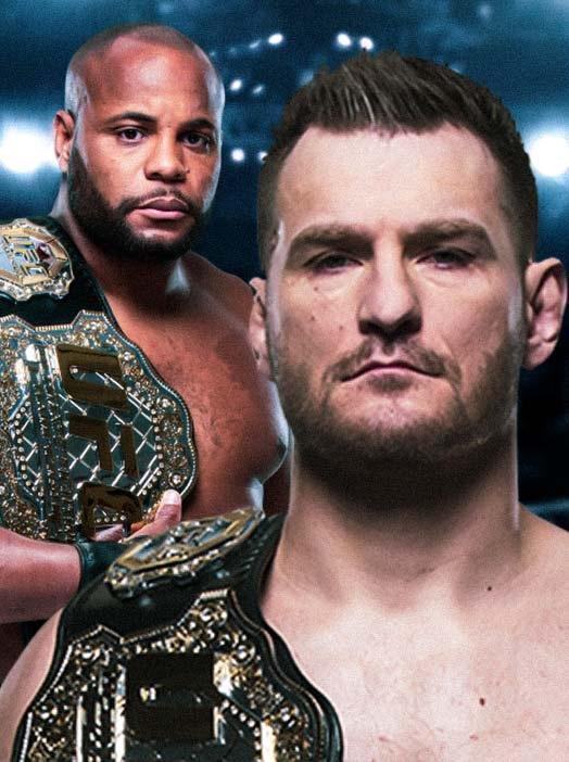 Прогнозы на бой Стипе Миочич — Дэниел Кормье. Кто победит в реванше на UFC 252?