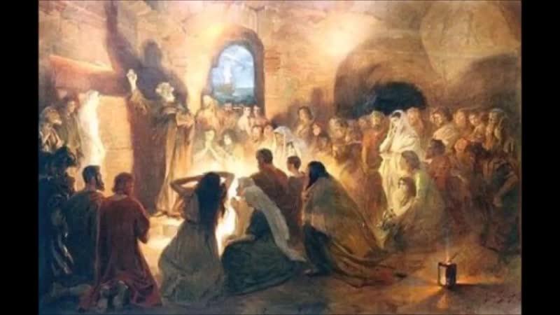 Святость и чистота жизни христиан первых веков – аудиокнига «История Христианской Церкви» (49)