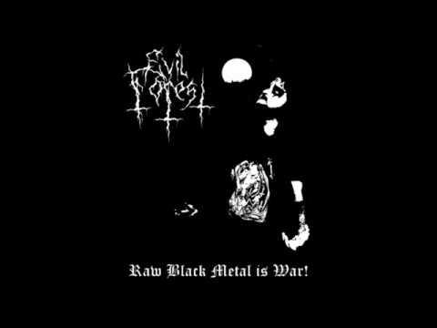 Evil Forest - Raw Black Metal is War! (Full Demo)