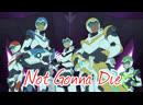 Voltron Legendary Defender AMV Skillet Not Gonna Die