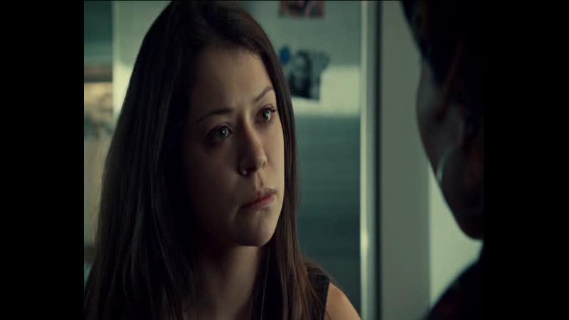 1 сезон 10 серия Темное Дитя Хелена убивает свою биологическую маму