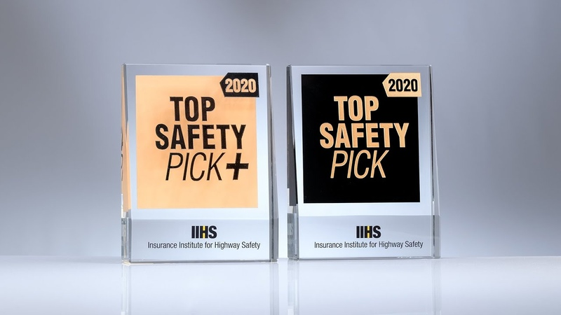 IIHS announces safety awards for 2020 IIHS News