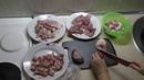 Заготовки из мяса свининыПорционные заготовки и заморозка мяса впрок