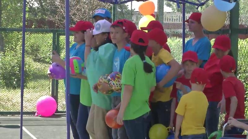 Алматы облысының арнайы жасақ тәртіп сақшылары «Қамқордағы» балаларды мерекемен құттықтады