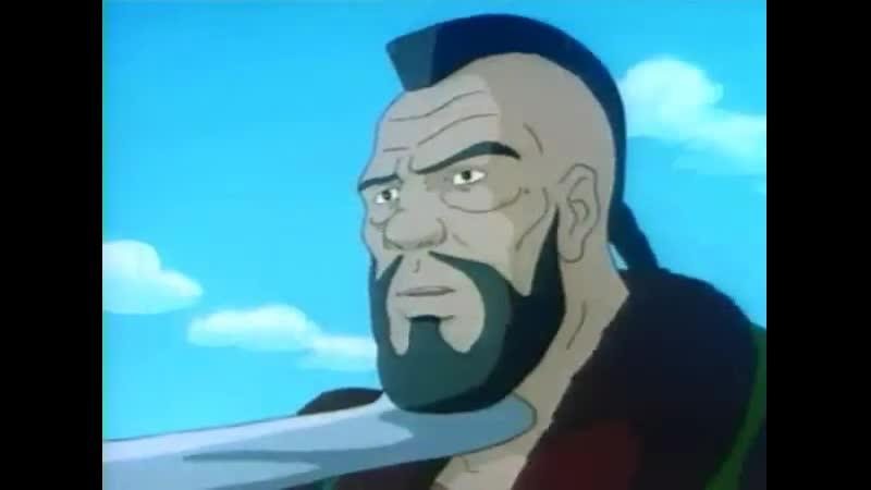 Конан искатель приключений Conan the Adventurer Возвращение Торринона 45 Серия