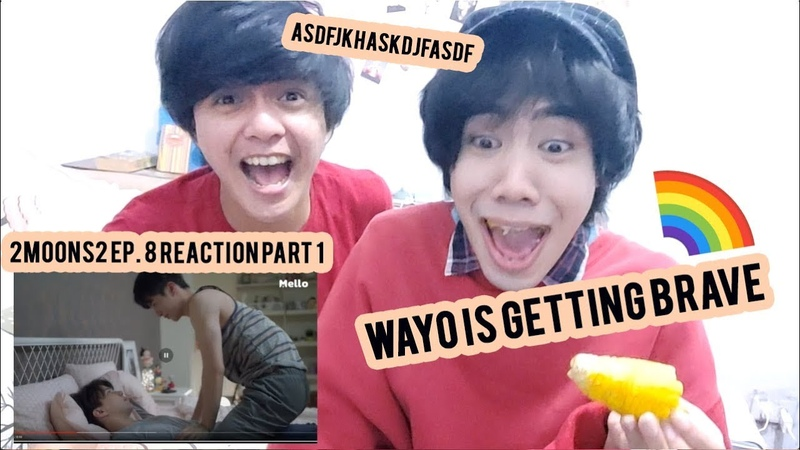 PHANA WAYO BED SCENE AGAIN AGAIN 2MOONS2 EP 8 REACTION COMMENTARY PART 1 บีมเป็นอะไรรึเปล่า