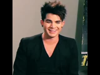 The gift of Adam Lambert