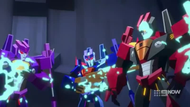 Transformers: Cyberverse Power of the Spark - Spotted [Episode 9]