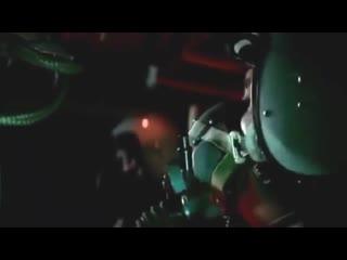Атака самолетов Ту-22М на омериканскую АУГ