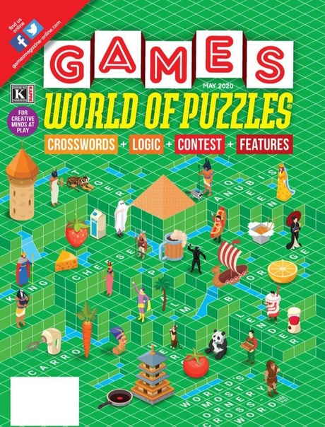 2020-05-01 Games World of Puzzles