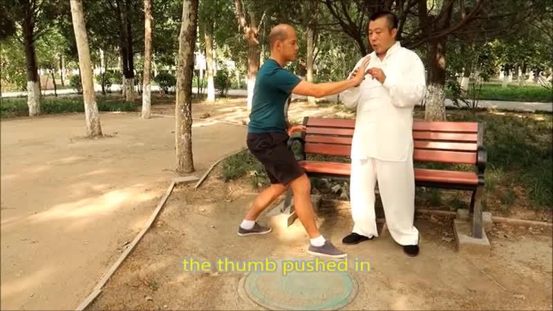 Хэбэй пай синъицюань с Тан Шэн Цзюнем