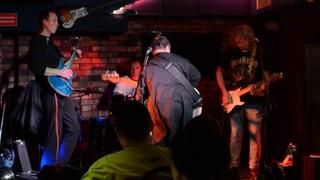 """""""Каннибал"""" (кавер на песню группы Коррозия металла) Концерт группы Действо Zeppelin pub"""