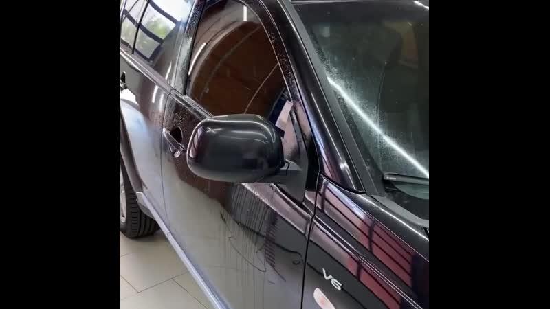 Тонировка передних боковых Пленкой Luxman 35%Заказать этот вид услуг вы можете в любое время у нас в автосервисе Задать вопро