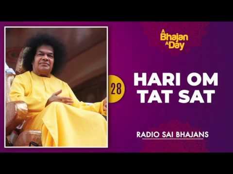 28 - Hari Om Tat Sat Namah Shivaya | Radio Sai Bhajans