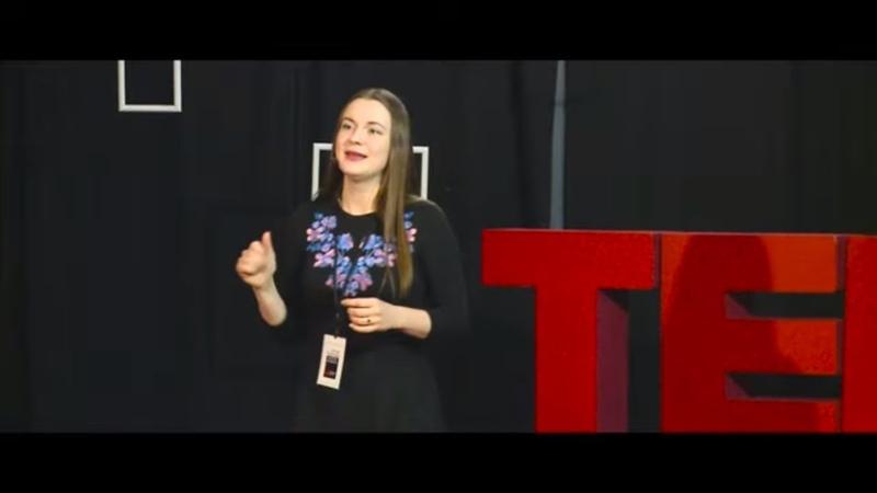 Евгения Изотова | Выступление TEDx