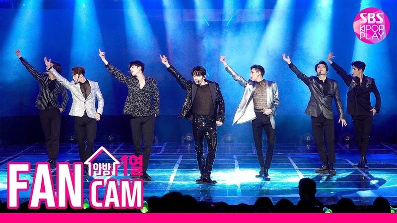 [안방1열 직캠4K] 갓세븐 '니가 부르는 나의 이름 (Call My Name)' (GOT7 YUGYEOM Fancam)│@SBS Inkigayo_2019.11.17