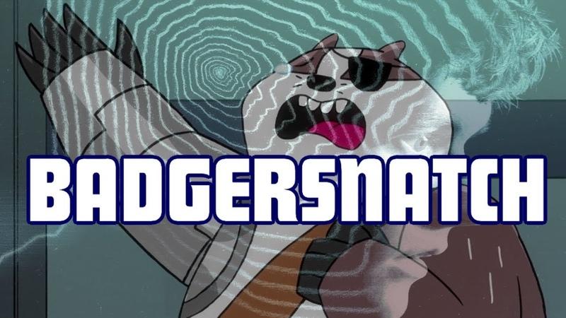 Badger-Snatched