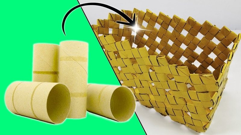 ¿Qué hacer con Tubos de cartón SORTEO Cerrado Manualidades Recicladas Ecobrisa