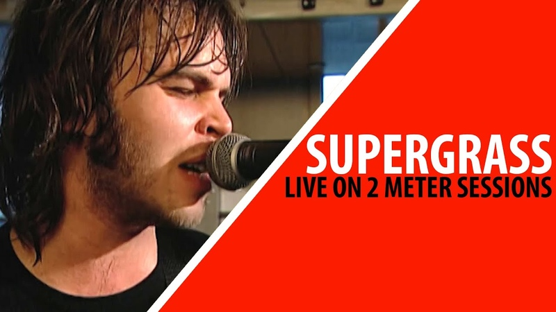 Supergrass - Sun Hits The Sky (Live on 2 Meter Sessions)