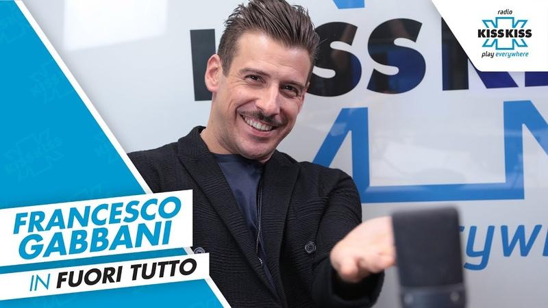 """Gabbani a Radio Kiss KissSono sensibile, libero e permaloso. Scopo della vita La serenità!"""""""