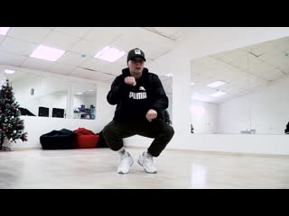 Hip-Hop - choreo Korostelev Jura