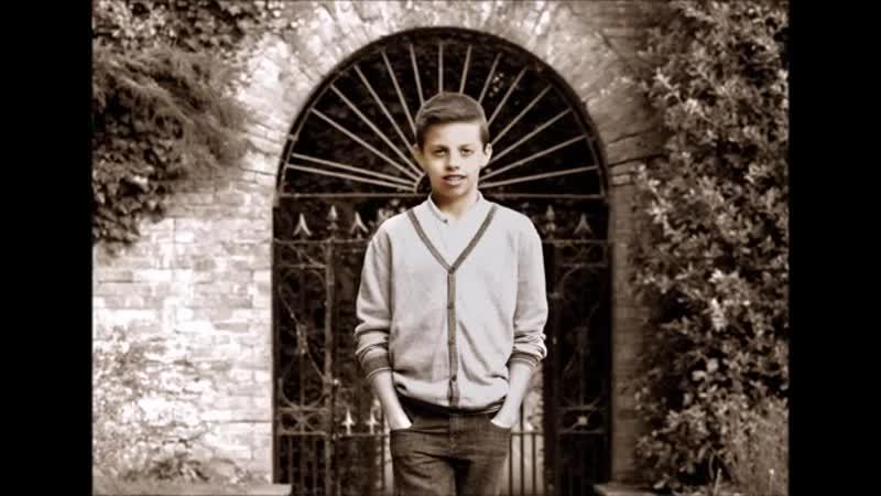 Christopher OShea Boy Soprano sings Pie Jesu