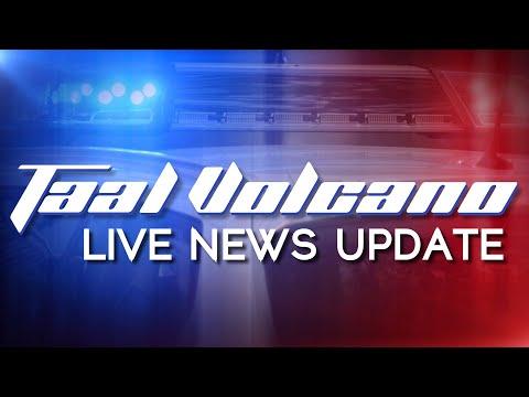 Taal Volcano Today's Philvolcs Latest Bulletin December 20 2020 | Minami Oroi