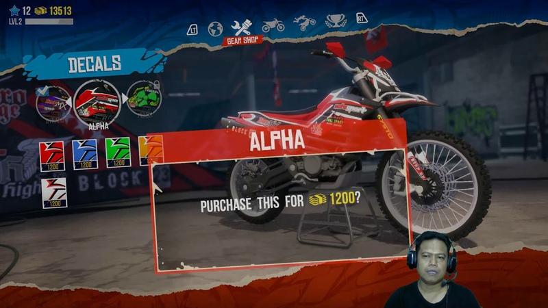 MX Nitro 5 Mexican Madness Winner No satu Balapan Motor Trail Seru Unleashed Gameplay