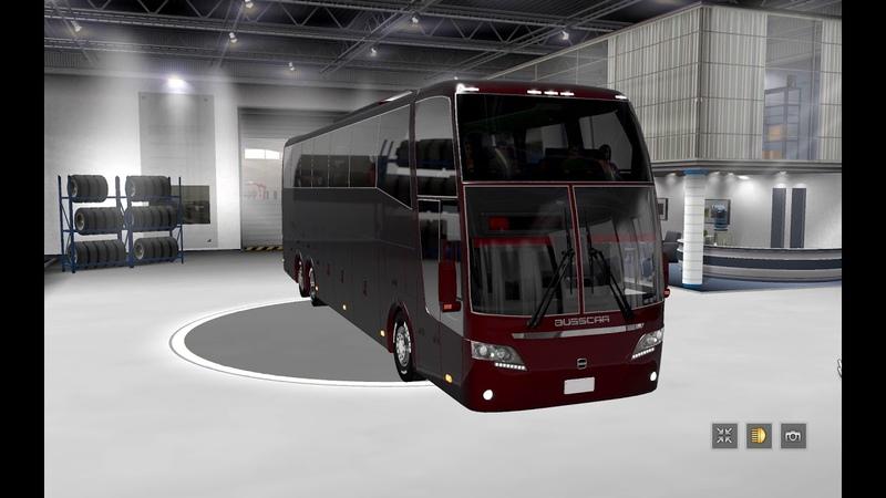 [ETS2 v1.35 and 1.36.] Busscar 400 V2