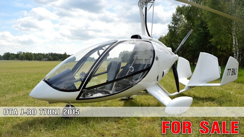 AutoGyro DTA J RO 77BNJ FOR SALE