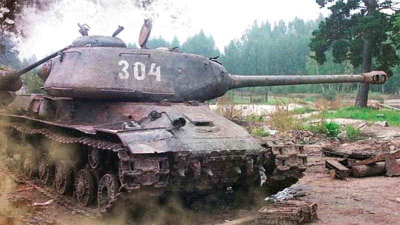 КВ-2 ЗиС-6 И СУ-6 НАКАЗЫВАЮТ НЕМЦЕВ, ИОСИФ СТАЛИН ДВА (ИС-2) ТОЖЕ