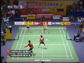 The BEST Badminton point EVER! ( Супер очко бадминтон) London Olimpics 2012
