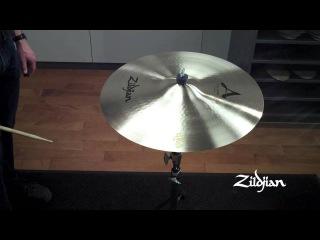 "Zildjian New A Zildjian Preview - 20"" A Zildjian Thin Crash"