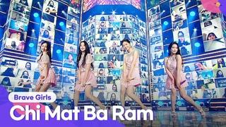Brave Girls - Chi Mat Ba Ram   2021 Together Again, K-POP Concert