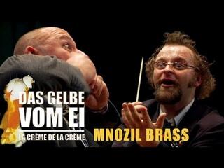 MNOZIL BRASS   Premiere (Uraufführung)
