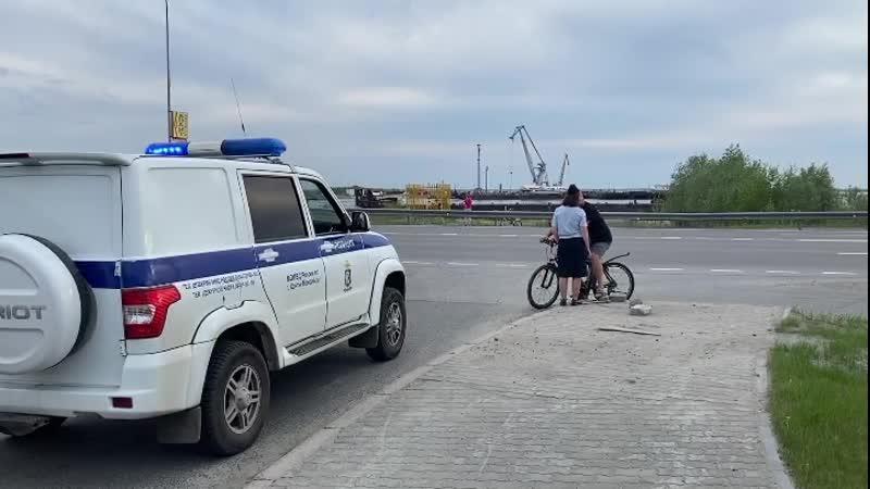 Полицейские Югры проводят профилактические рейды на улицах городов округа в связи с ростом краж велосипедов