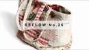 Boro Flower Tote / Reflow No.26 / Mutsu