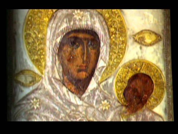 Чудотворные Богородичные иконы Афона 2008
