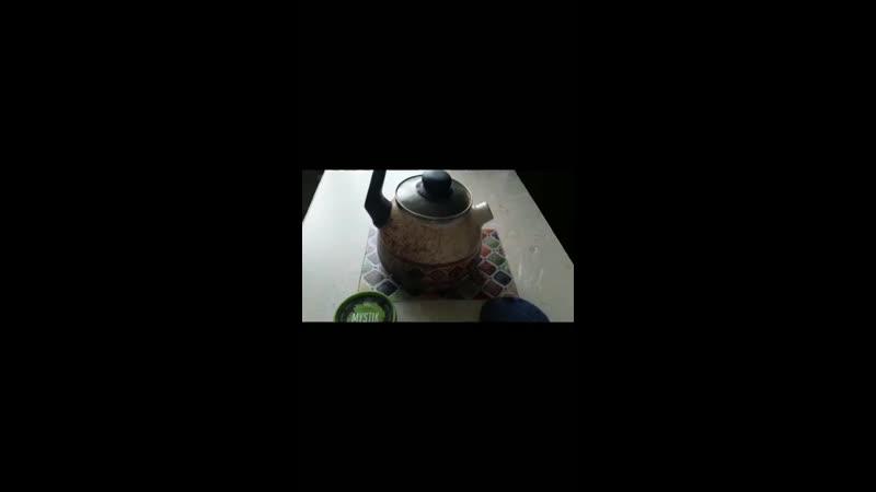 Жирный подгоревший чайник