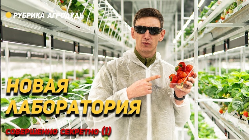 Большое интервью из секретной лаборатории Новая сити ферма Ильи Патиева