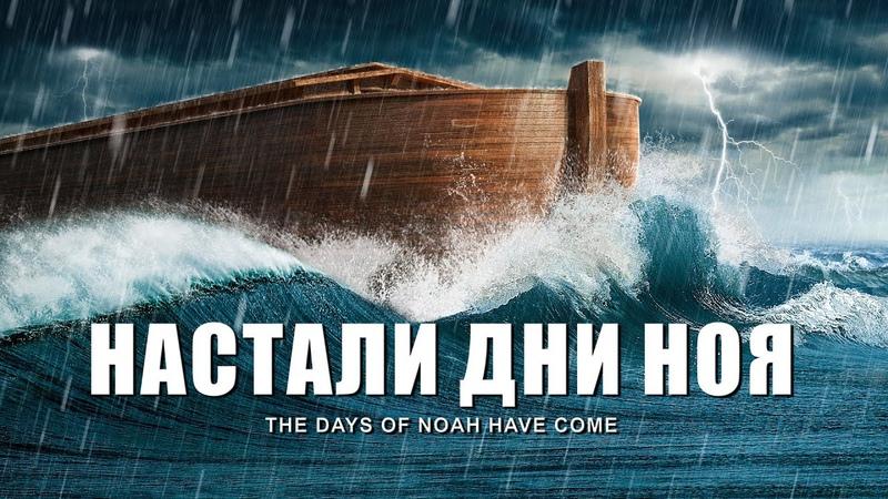 Пророчества о последнем времени в Библии уже исполнились Настали дни Ноя Христианские видео