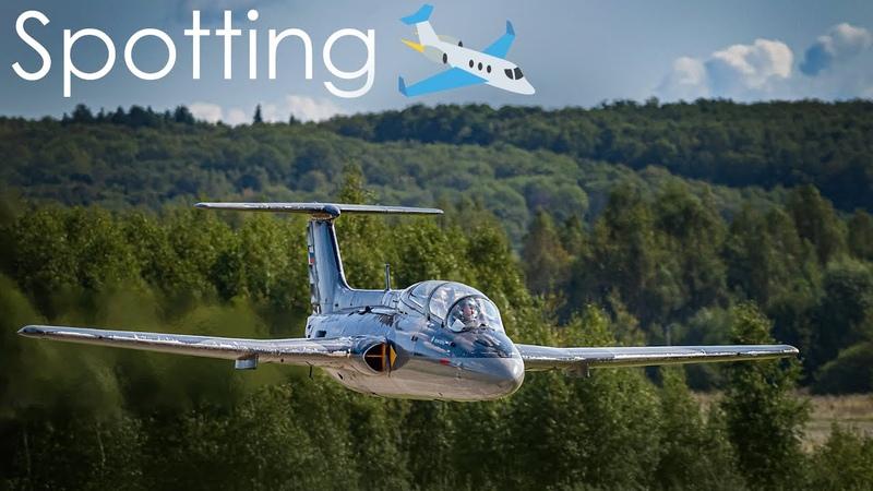 Spotting ✈ Споттинг первым делом Самолёты