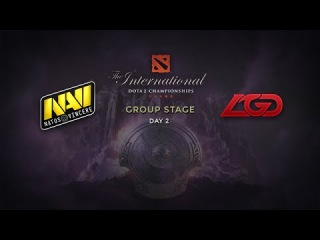 Na`Vi -vs- LGD, The International 4, Group Stage, Day 2